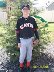 Little League   Giants  Chase Lind #13