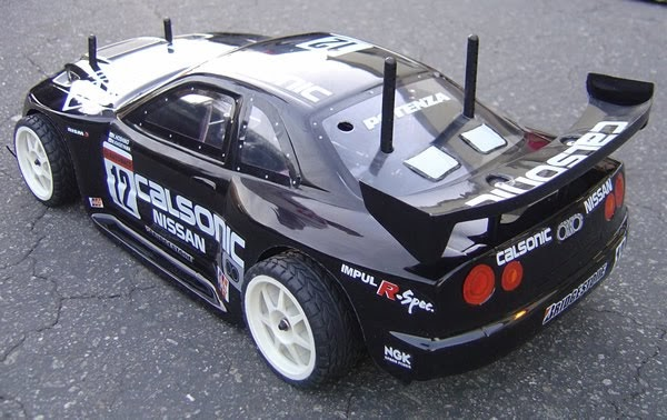 Rhadiorosak Rc Drift