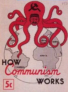 Como funciona el comunismo