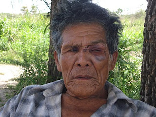 Violencia policia contra indigenas tobas en la primavera