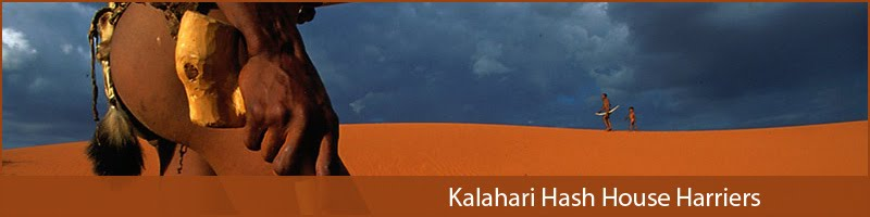 Kalahari Hash House Harriers