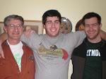 Leon, Aaron, Steve