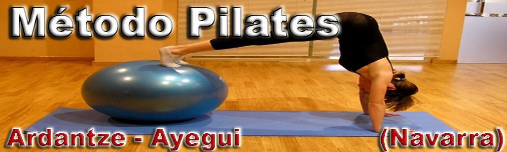 Método Pilates Yoga en Ardantze Ayegui (Navarra)