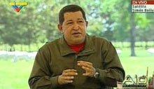 """(VIDEO) Chávez responde a intelectuales de izquierda que critican su """"hiperliderazgo"""""""