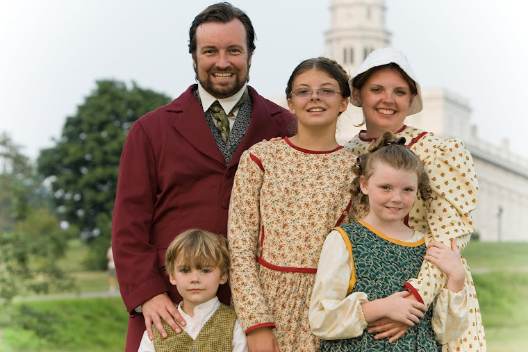 Hart Family in Nauvoo