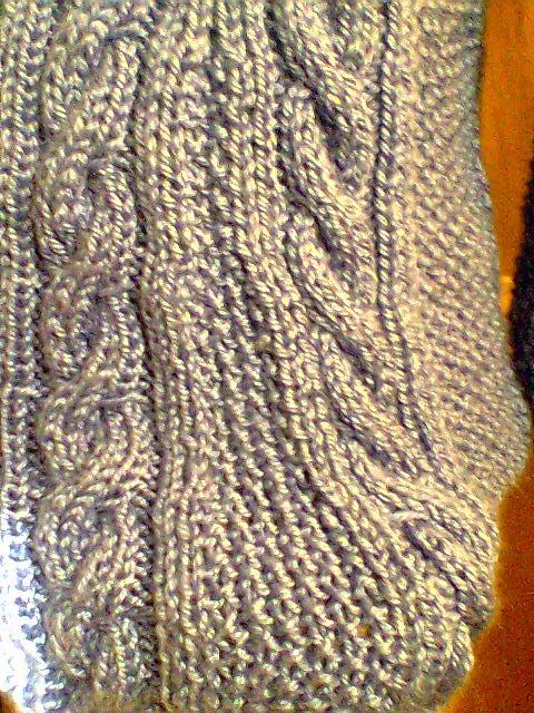 Tejidos en lana en dos agujas imagui - Puntos de lana a dos agujas ...