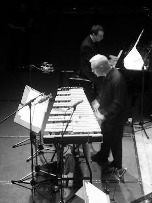 Gary Burton Quartet + Scottish National Jazz Orchestra - London Jazz Festival