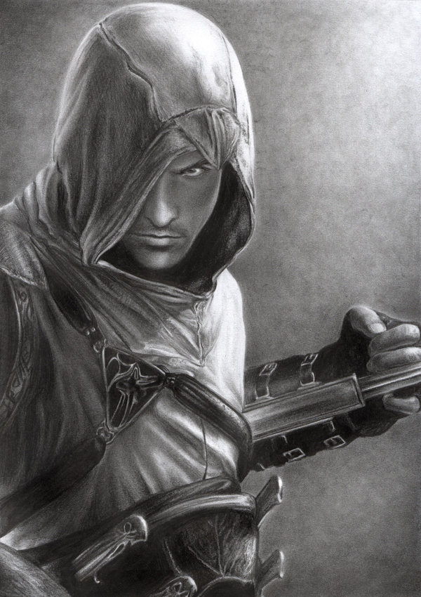 This is Assassin's Creed.