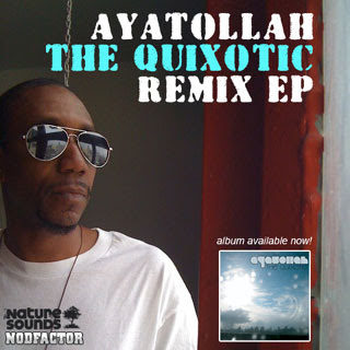 download ayatollah the quixotic remix ep