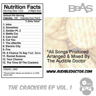 audible doctor crackers ep vol.1 back