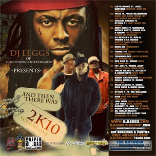 download dj leggs and then there was 2k10 vol.1