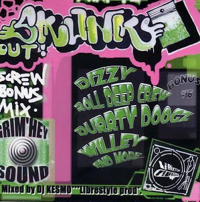 dj kesmo aka dirty k skunk out vol.1
