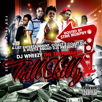 download: dj wheezy trill skillz 5 hosted by star murphy