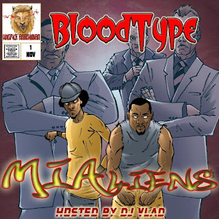 download: blood type mialiens hosted by dj vlad