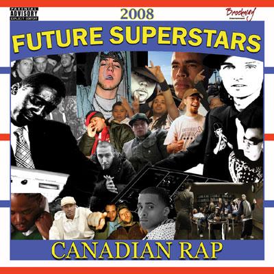 download : brockway entertainment 2008 canadian rap future superstars compilation