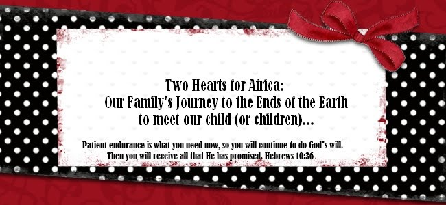 Two Hearts for Africa