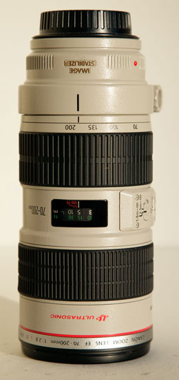 canon lenses, canon lens 70-200 F/2.8L IS USM