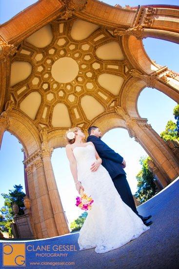 san francisco bay area Exploratorium wedding photographer photography