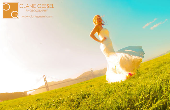 San Francisco Chrissy Fields wedding photography photographer