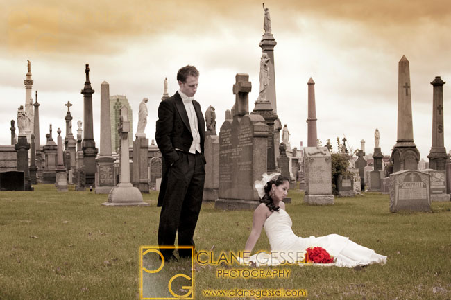 cemetery wedding photography, best new york photographers