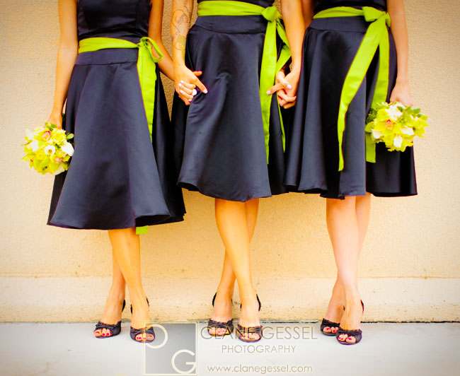 bridesmaids photos at newcastle golf club, newcastle wedding venue in newcastle, washington