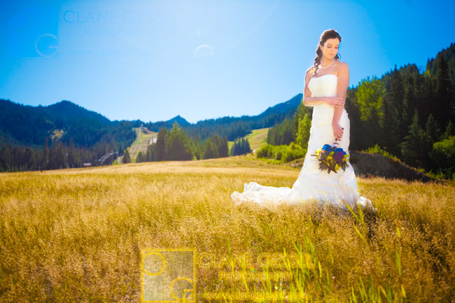 crystal mountain wedding venue, best northwest weddings