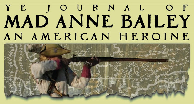 Ye Journal of Mad Anne Bailey American Frontier Heroine