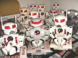 Robot Repair and Service
