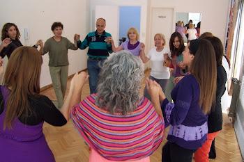 Celebramos la Paz con Danzas del Mundo