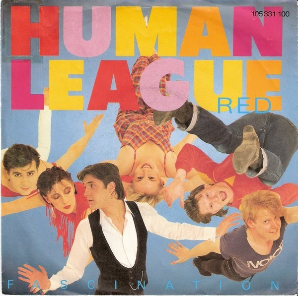 Human League - Fascination (Maxi 1983) RARE