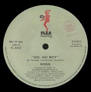 Ross - Go Go Boy (Maxi)