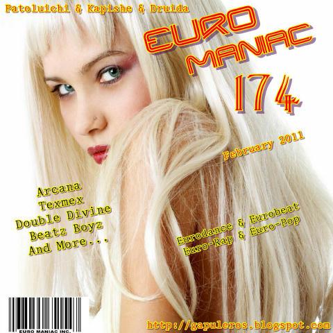 EURO MANIAC VOL 174 (2011)