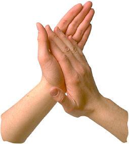 ιδρωμένα χέρια