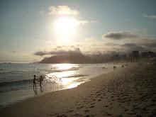Pôr-do-Sol em Ipanema