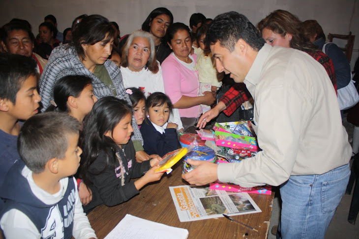 LA INFANCIA ES EL PRESENTE DE MEXICO .....