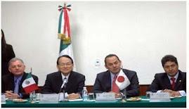 El Grupo de Amistad México-Japón