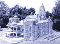 Prem Mandir founded by Kripaluji Maharaj