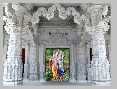 Jagadguru Kripaluji Maharaj Prem Mandir