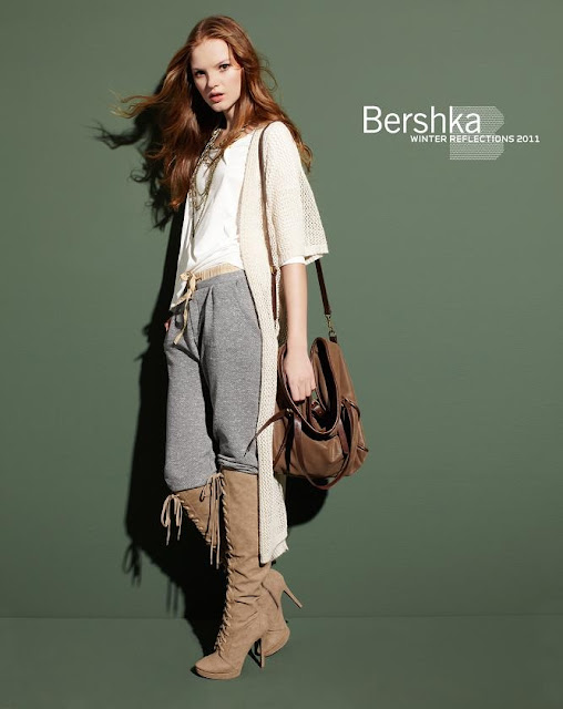 Bershka Сайт Одежда