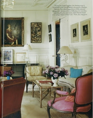 Hamish Bowles' Paris and New York Apartments | The Terrier and Lobster