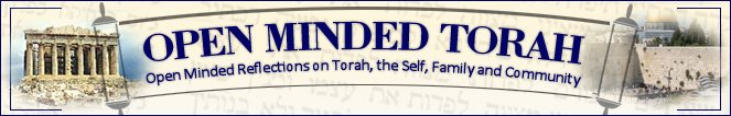 Open Minded Torah