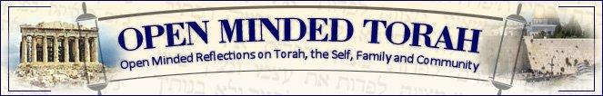 Open Minded Torah