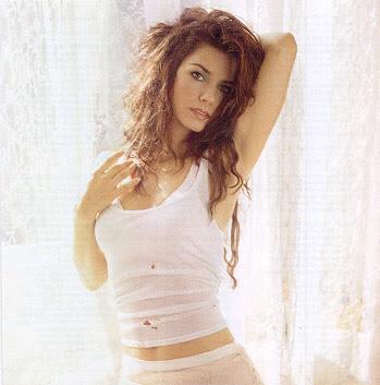 Shania Twain sexy