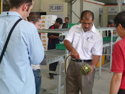 Visit by Australian Quarantine Department