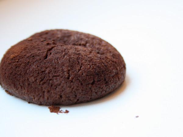 Sablés al cacao