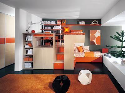 Loft Bedroom Ideas | Girls Fashion Blog CharmPosh.com Charm Posh