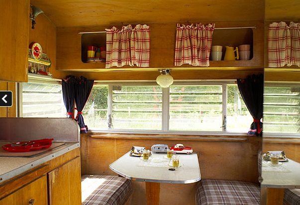 Sy Design Ramblings Inspiration Vintage Camping Trailers And Caravans
