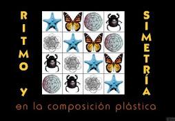 Ritmo y Simetría en la composición plástica.