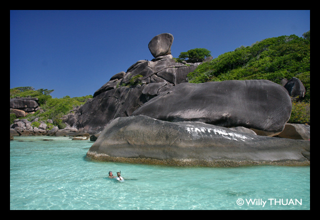 Forum - Iles Similan - itinraire Lonely Planet