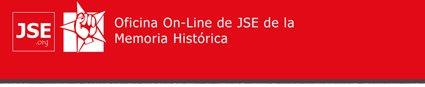 Oficina on-line de JSE de la Memoria historica